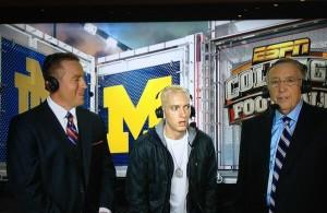 EminemMichiganNotreDame
