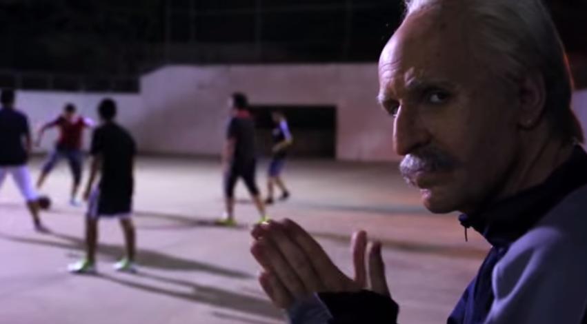 Freestyle-soccer-player-Sean-Garnier-Uncle-Drew-Video