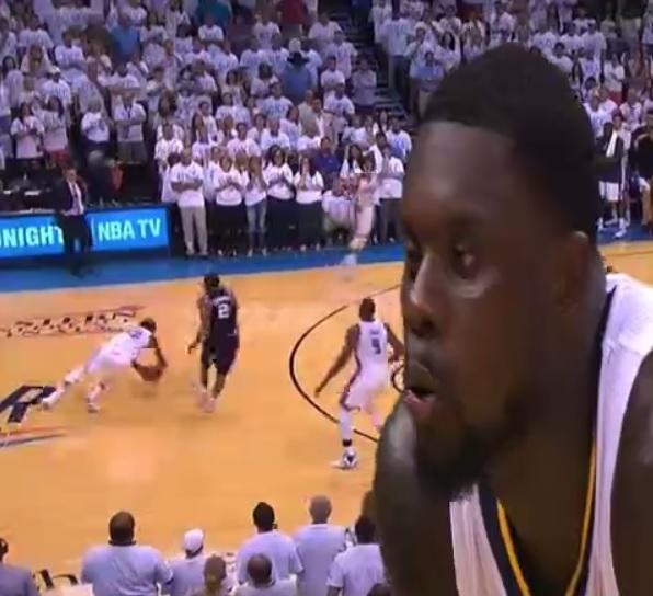 Lance-Stephenson-Takes-Out-Kevin-Durant-Thunder-Spurs-Vine