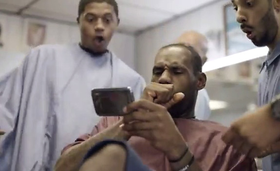 LeBron-James-Samsung-Galaxy-Note-II-Commercial