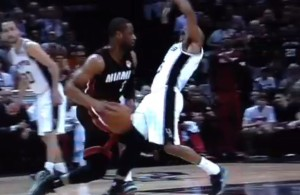 Patty-Mills-Flop-Game-5-NBA-Finals-Dwyane-Wade-Spurs-Heat
