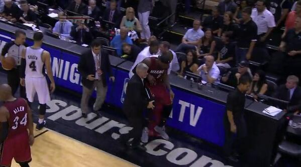 Vine-LeBron-carried-off-cramps