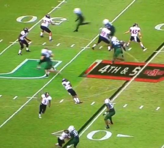 vine-arkansas-state-fakes-a-punt-by-having-a-player-play-dead
