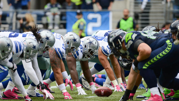 Seattle Seahawks vs Dallas Cowboys