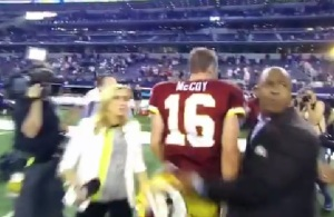 vine-dont-force-colt-mccoy-to-interview-against-his-will