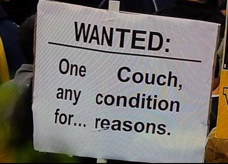 top-10-funniest-gameday-signs-from-tcu-west-virginia-couch-want-ad
