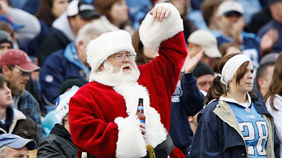 Christmas Lists for all 32 NFL teams